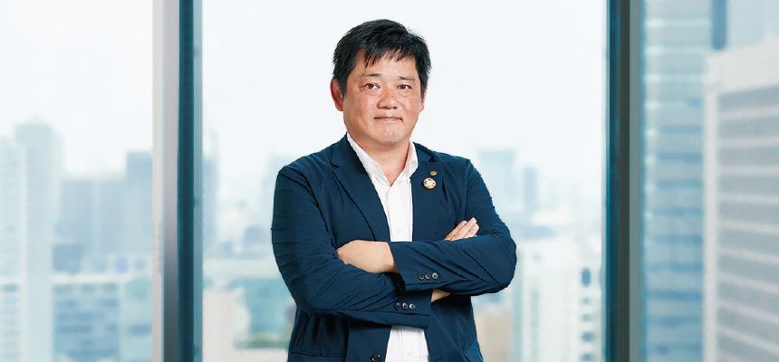 東急不動産株式会社 執行役員 都市事業ユニット 渋谷プロジェクト推進本部長 鮫島 泰洋