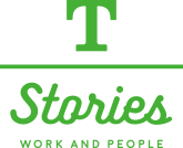 stories work and people