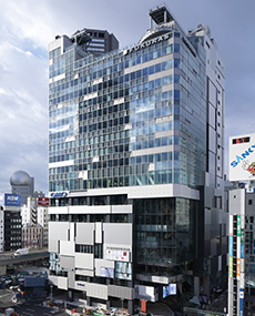 Shibuya Dogenzaka 1-chome Block Development Project